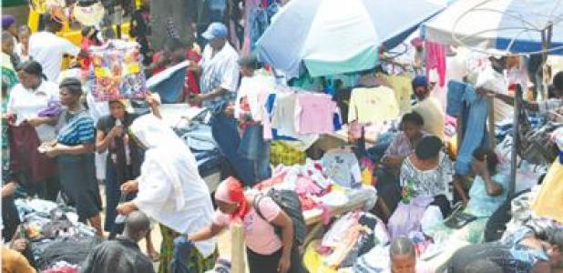 Second-Hand Clothes, Second-Hand Diseases