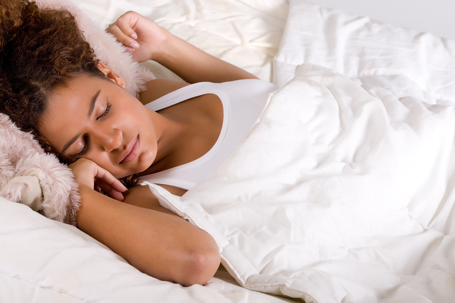 Are You Getting Your Beauty Sleep?