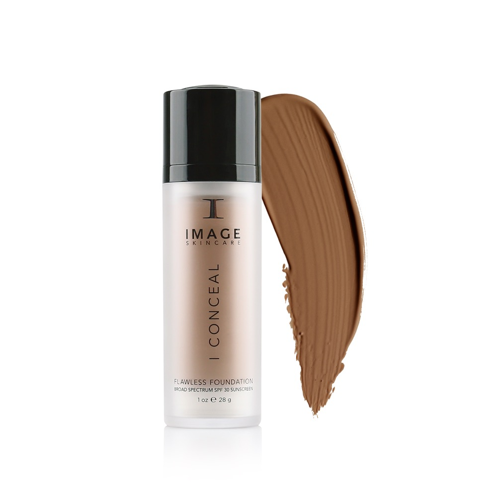 I CONCEAL Flawless Foundation SPF 30 – Mocha