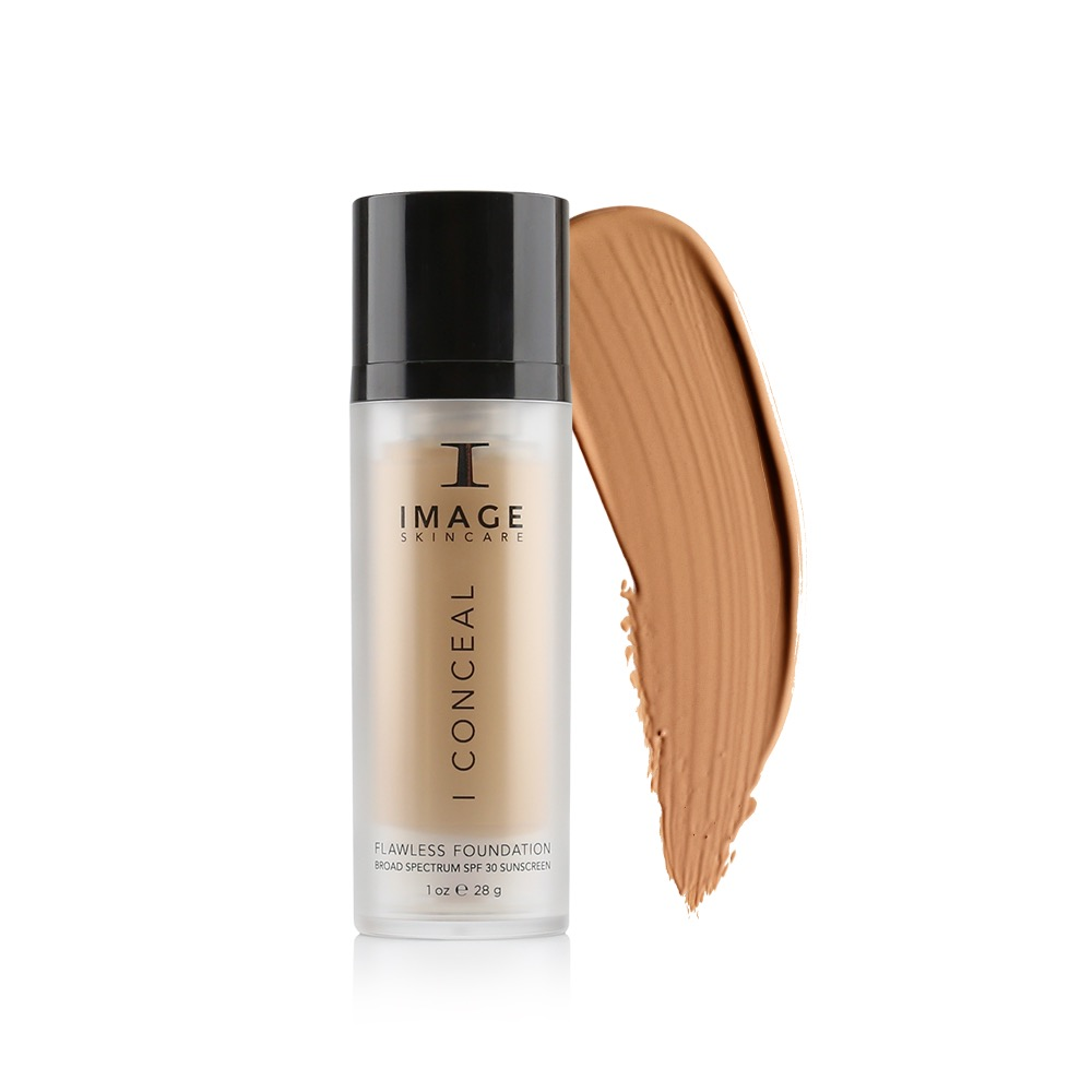 I CONCEAL Flawless Foundation SPF 30 – Toffee