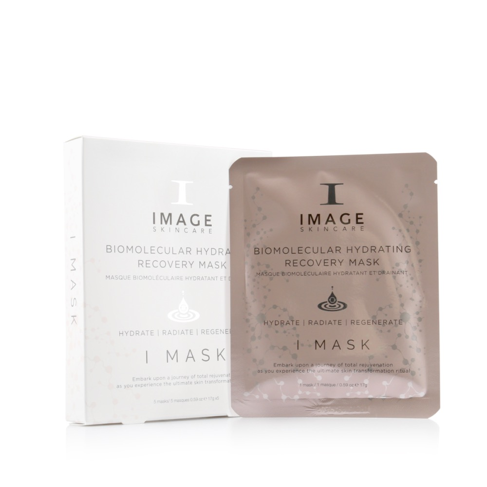 I MASK Biomolecular Hydrating Recovery Mask (5-pack)