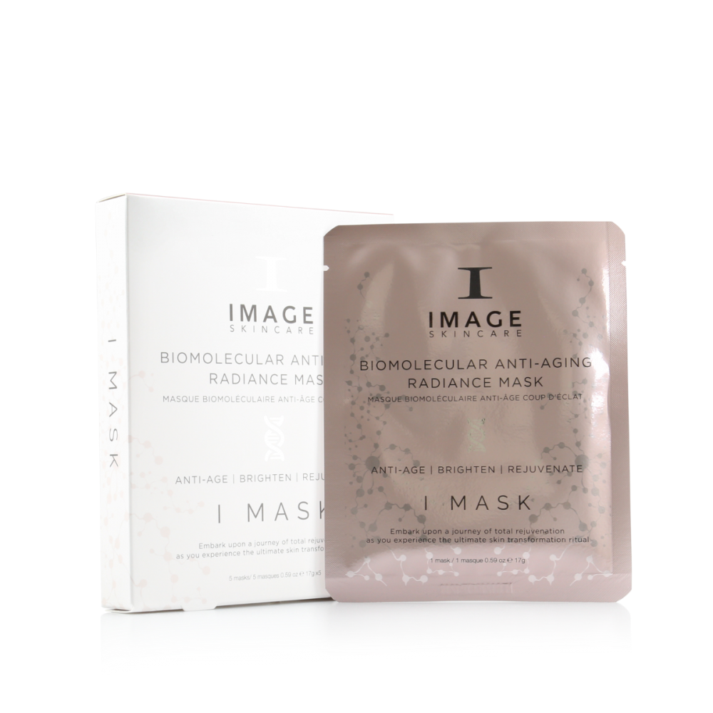 I MASK Biomolecular Anti-aging Radiance Mask (5 Pack)