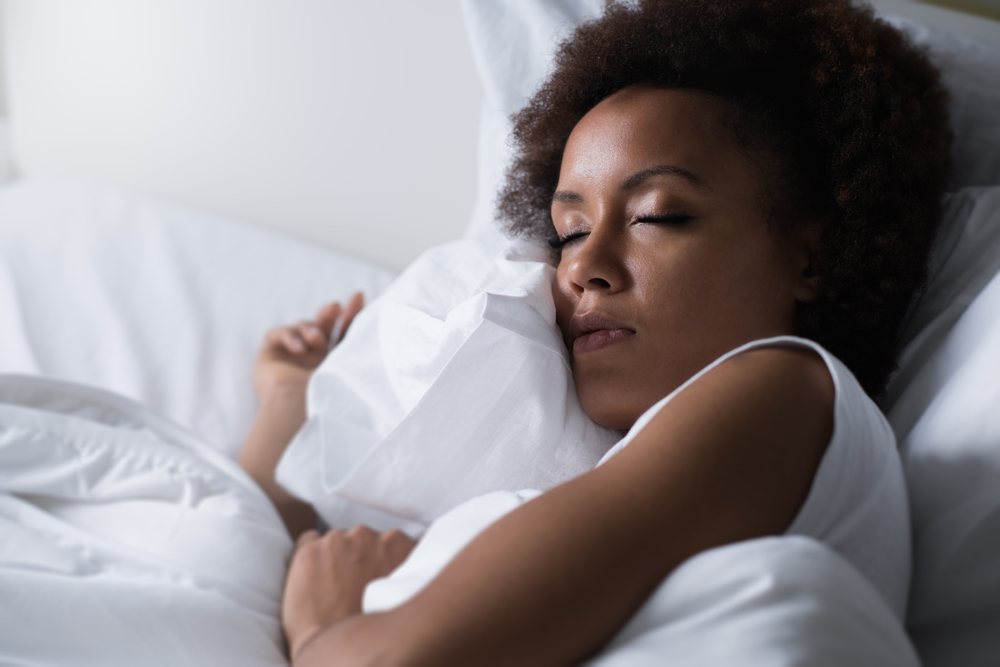The Best Way To Sleep For Your Skin